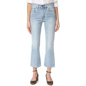 NWT Levi's 517 Cropped Bootcut Jeans 26